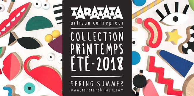 Taratata collection printemps-été 2018